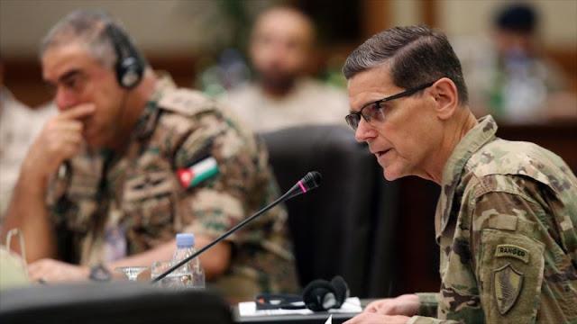 Comandante de EEUU: No estamos en camino hacia la guerra con Irán