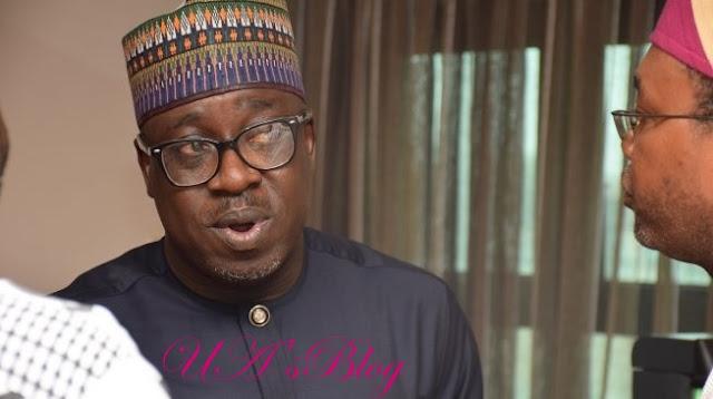 Bolaji Abdullahi: I won't leave APC through the back door