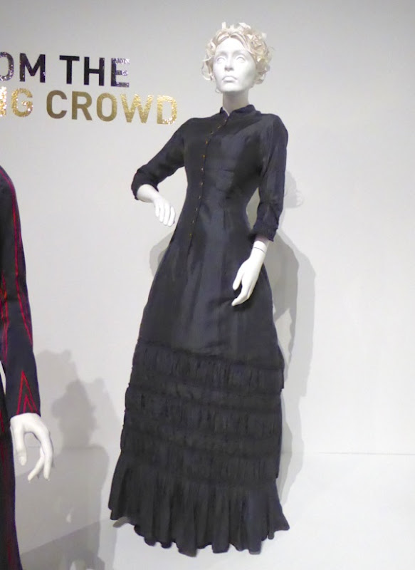 Carey Mulligan Far From the Madding Crowd film costume