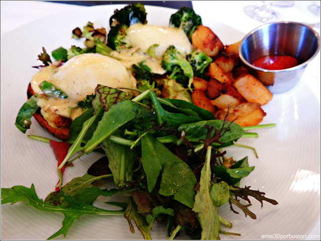 T.W. Food Brunch: Eggs Benedict