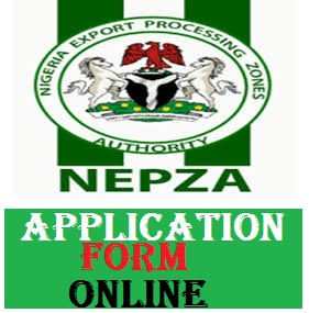 NEPZA Page - Nigeria Export Processing Zones Authority Recruitment Portal 2018/2019