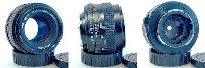 Minolta MD 50mm 1:1.7 #010
