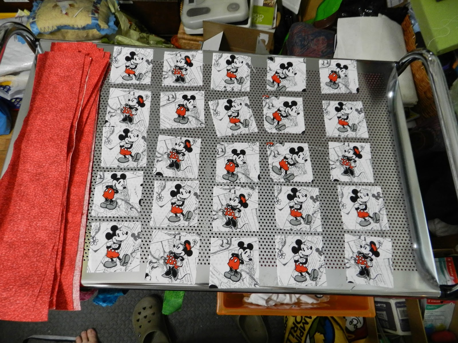 Dinah S Quilts And Embroidery Disney T Shirt Quilt