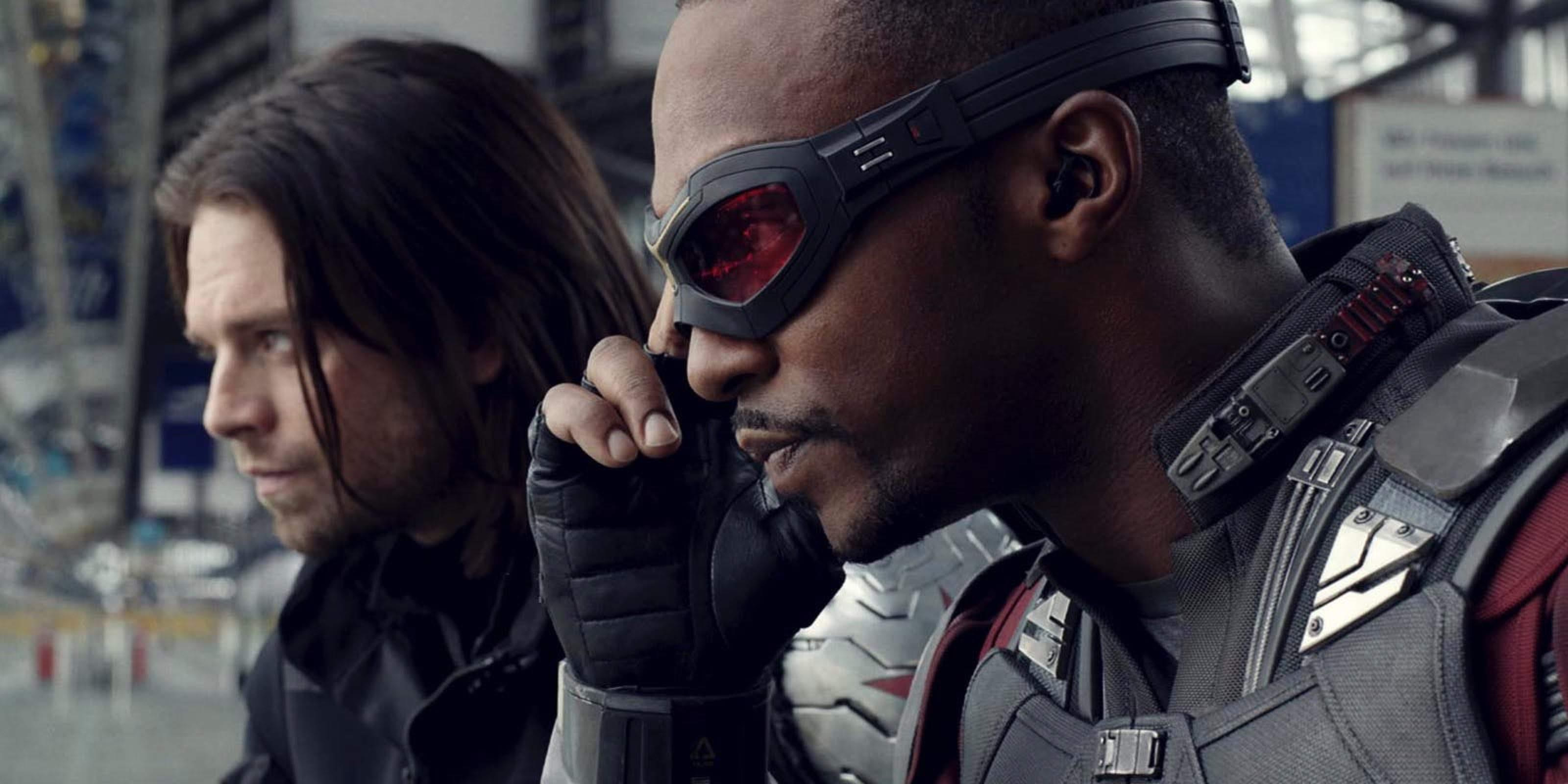 Winter Soldier-Falcon Limited Series for Disney's Streaming : ウィンター・ソルジャーとファルコンが相棒のコンビを組んで活躍するマーベルのヒーロー・ドラマの新企画に、ディズニーの配信サービスが着手 ! !