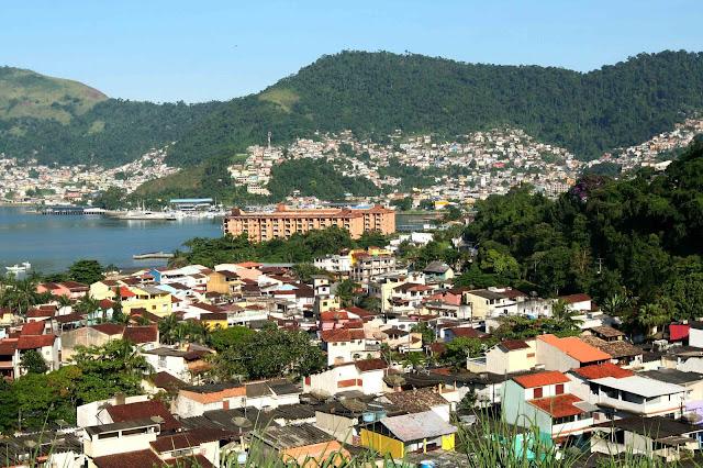 ANGRA DOS REIS, CIDADE DO LITORAL SUL DO RIO DE JANEIRO