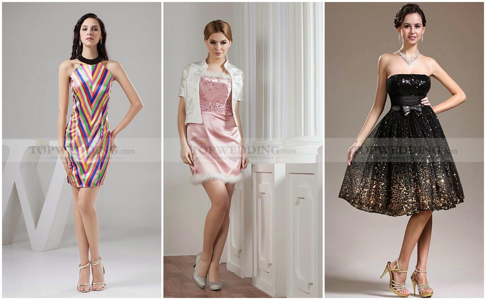 Vintage Prom Retro Inspired Dresses