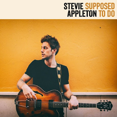 Stevie Appleton Unveils New Single 'Supposed To Do'