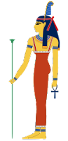 Ma'at ancient Egypt gods and goddesses cheatsheet