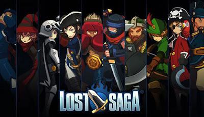 Download Installer Terbaru Client Game Lost Saga Indonesia