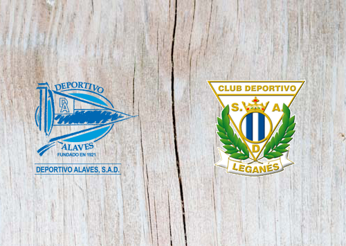 Deportivo Alaves vs Leganes - Highlights 7 April 2019
