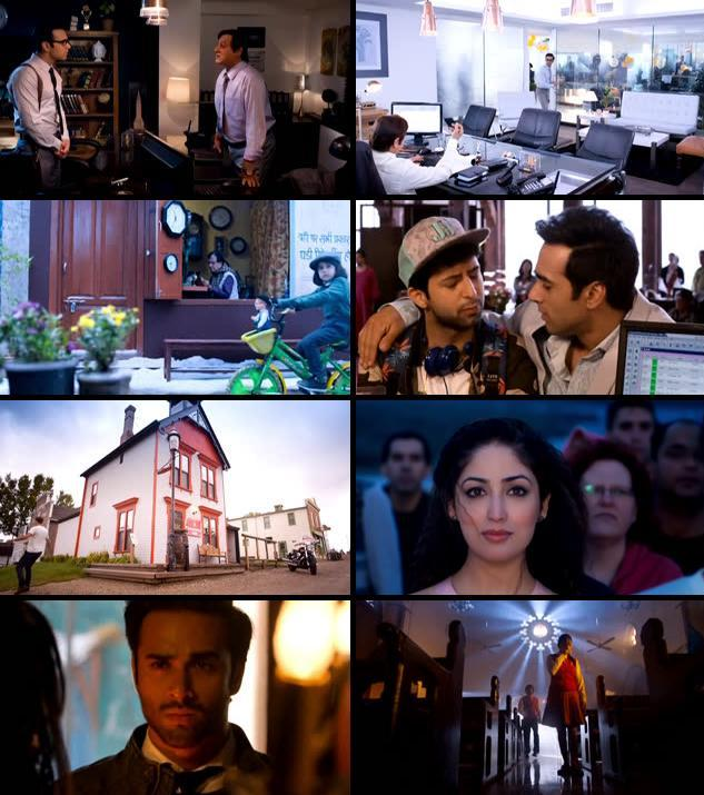 Sanam Re 2016 Hindi 720p DVDRip