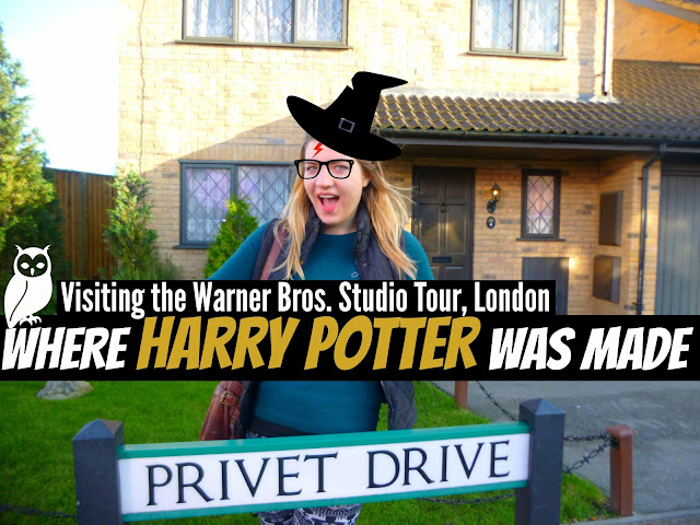 Warner Bros Studio Tour London