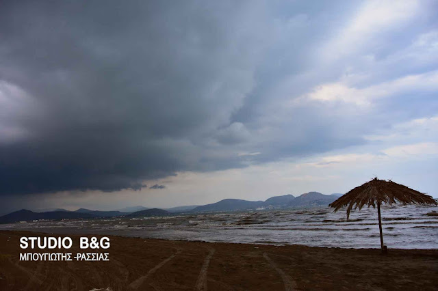 Ζέστη και βροχές – Πότε θα «χτυπήσουν» καταιγίδες
