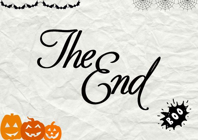 The End: Пустые баночки за октябрь