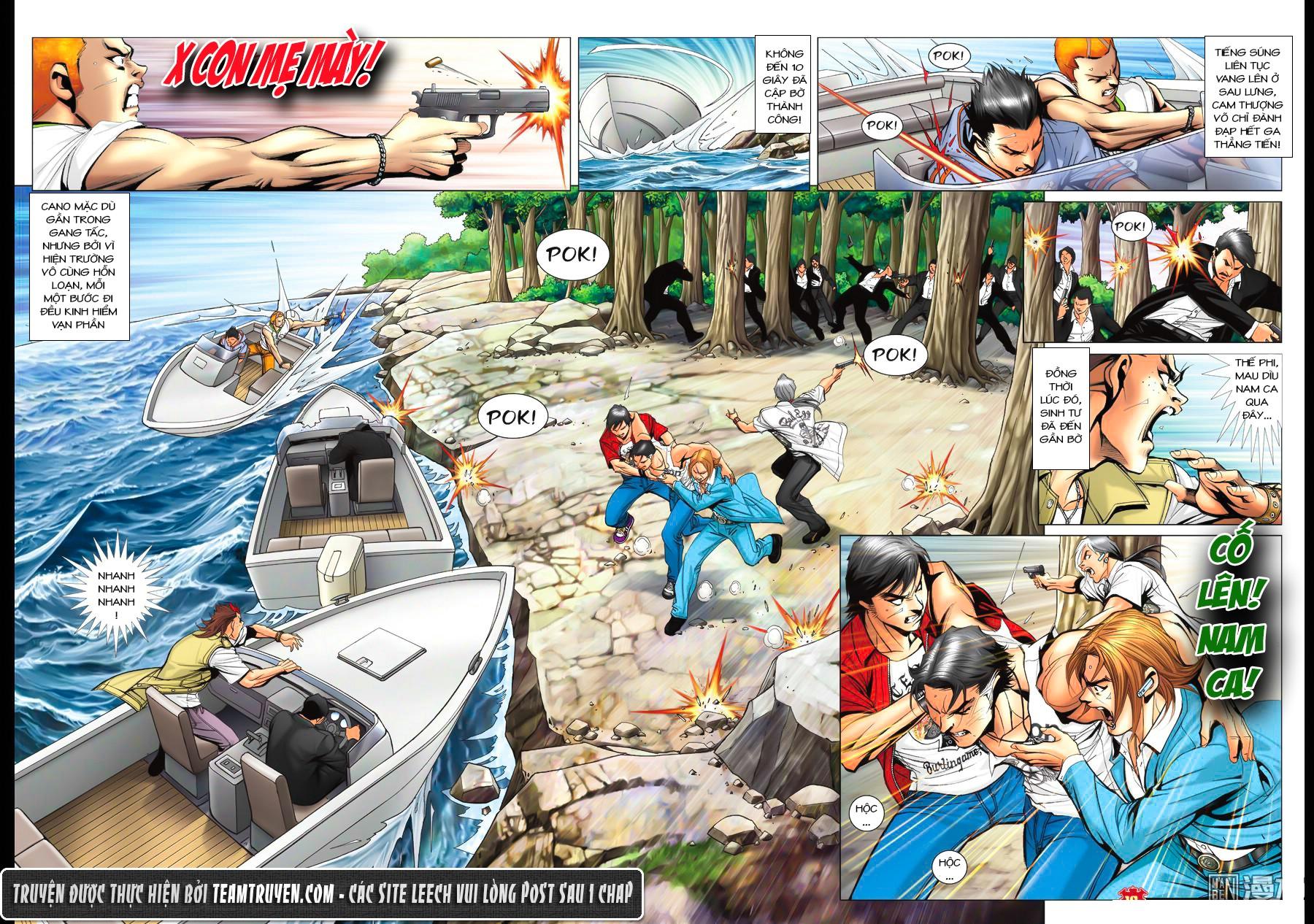 Người Trong Giang Hồ NetTruyen chap 1520 - Trang 14