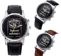 Logo Amazon : Orologio Jack Daniel's da polso al quarzo a soli € 3,99 ! Imperdibile