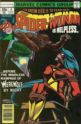 Spider-Man #6, Werewolf by Night