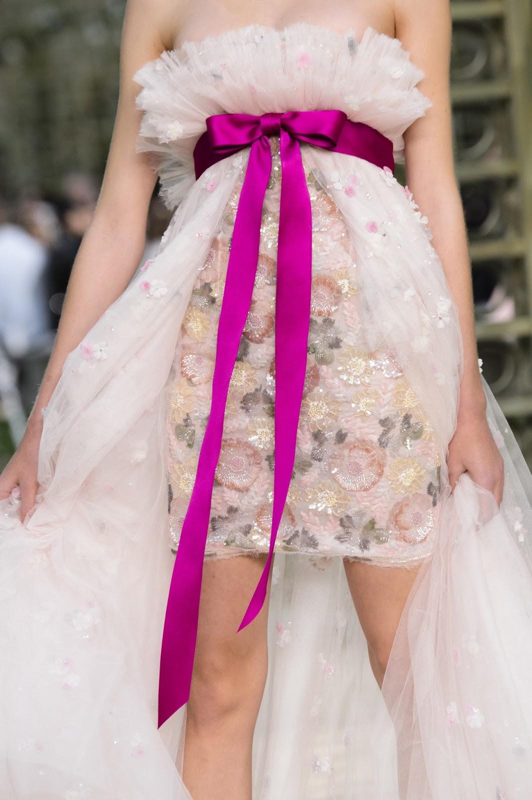 Chanel Couture: PART II January 26, 2018 | ZsaZsa Bellagio - Like No ...