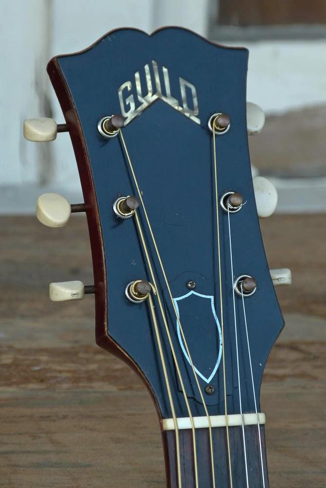 C1963 Guild F 20 NT Concert Guitar
