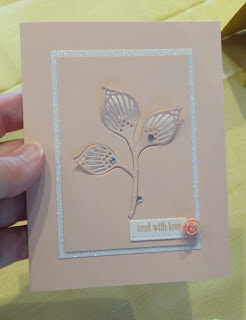 Stampin' Up! Holiday Catalog ~ 12 Falling for Leaves Projects ~ Created by Alicia Graham ~ Alaska 2018 Share Fair Presentation