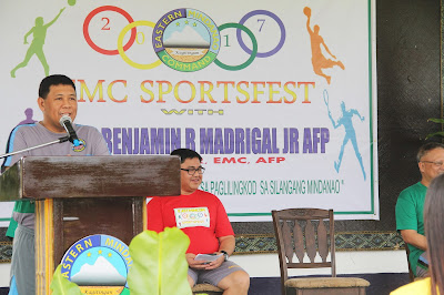 EMC holds Pre-Christmas Sports Fest