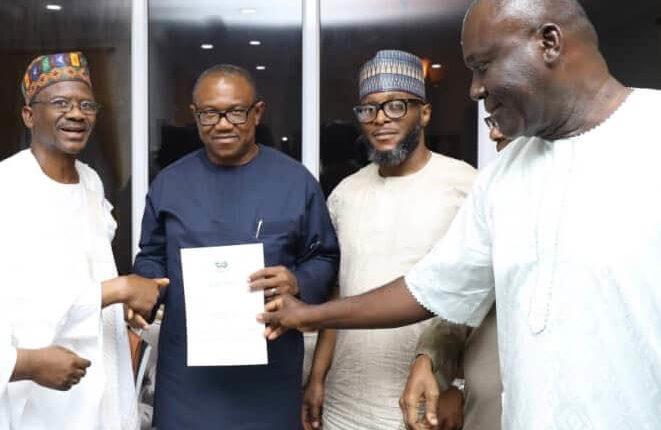 Atiku picks Peter Obi as running mate for presidential race in 2019