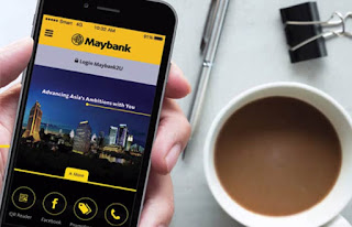 Cara Transfer Maybank2u Guna Telefon Yang Betul Dan Mudah