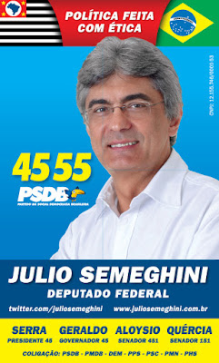 santinho do deputado federal semeghino 4555