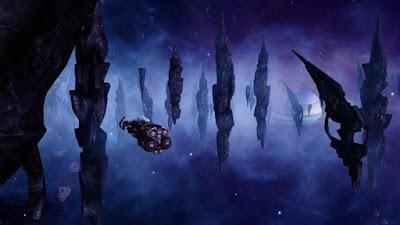 صورة  لتجربة  العبة X Rebirth في جهاز الحاسوب