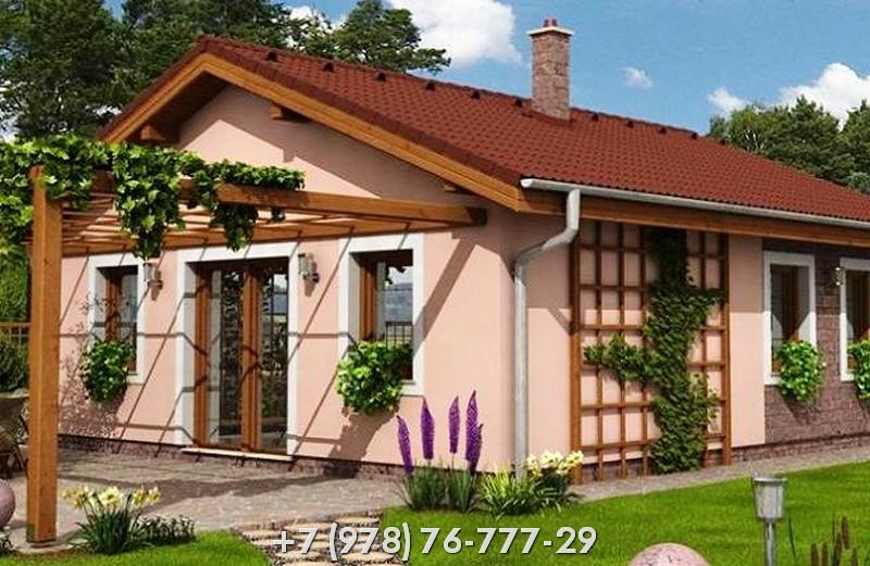 Монолитные дома Крым