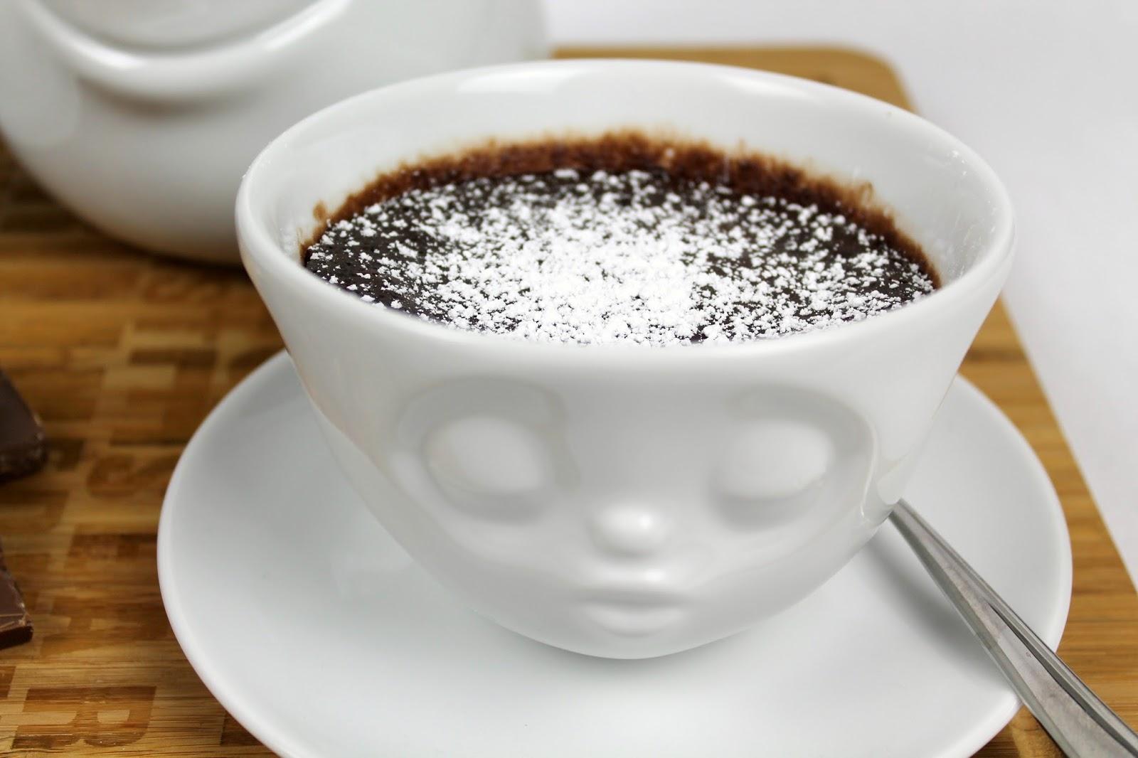 DIY, Basteln: Tassenkuchen Brownie 5 Minutenrezept + Gewinnspiel mit CoolStuff DIYCarinchen