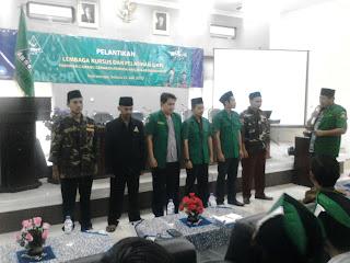 Pelantikan Pengurus Lembaga Kursus Dan Pelatihan (LKP) Gerakan Pemuda Ansor Indramayu