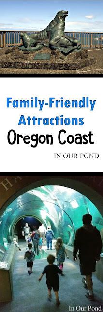 Family-Friendly Attractions on the Oregon Coast   #road trips  #kids  #family  #vacation  #oregon