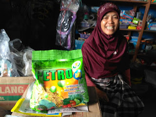 UD Zam-Zam Salurkan PETROBIO, Produk Baru Pertanian