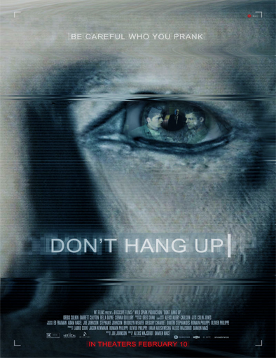 Ver Don't Hang Up (2016) Online