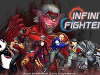 Download Infinite Fighter-Fighting Game Mod Apk v1.0.10 Terbaru 2017  (Unlimited Money) Full Version