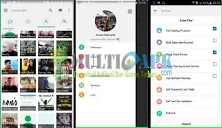 BBM Mod Oppo Theme v2.13.0.26 APK Android