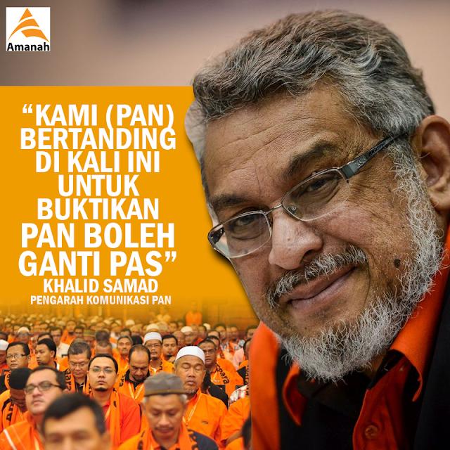 """#PRKKualaKangsar #PRKSungaiBesar """"Beribu-ribu turun tetapi PAS kalah juga"""" - Ketua Pemuda Amanah"""
