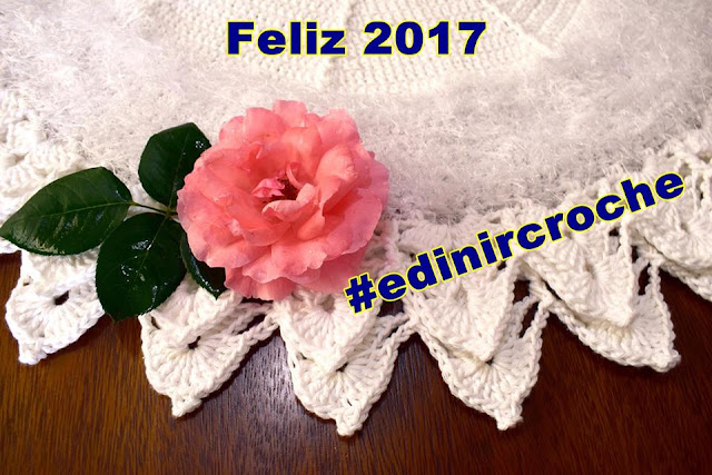 1 feliz 2017 aprender croche tapete réveillon edinir croche youtube curso de croche facebook