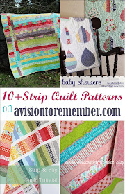 the best strip quilt patterns on the web