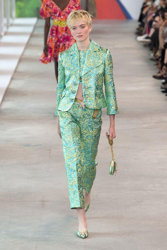 Giacca Tiffany Donna Completo Pantalone Nnmvw80O