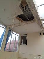 Miris, Kondisi Ruangan di RSUD Kota Bima Banyak yang Bocor