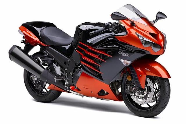 Kawasaki ZX-14R 2014 Hyperbike Terunggul Kawasaki