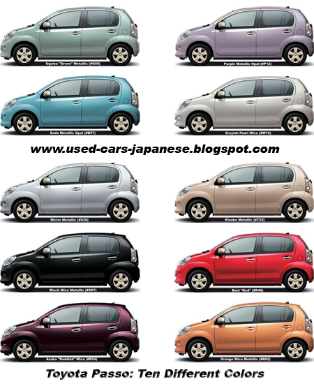 New And Used Japanese/Imported Cars: Toyota Passo