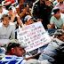 Imigrantes indocumentados protestam em Portugal: pedem agilidade na legalização.