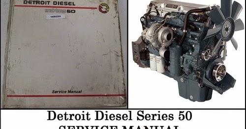 find the service manual for your car now detroit diesel. Black Bedroom Furniture Sets. Home Design Ideas
