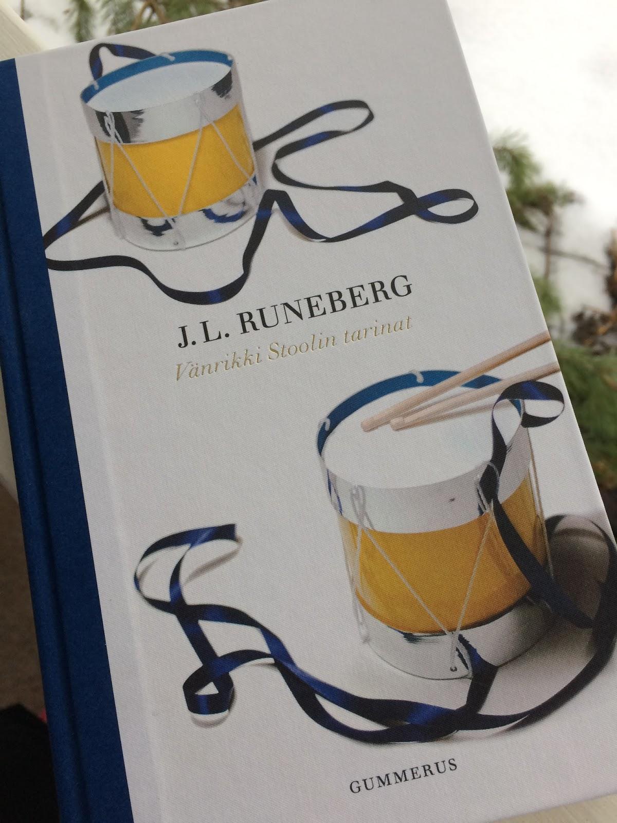 Runeberg Runo