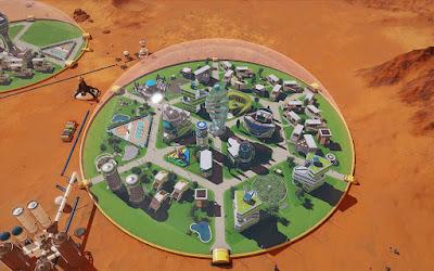 Surviving Mars Game Screenshot 6