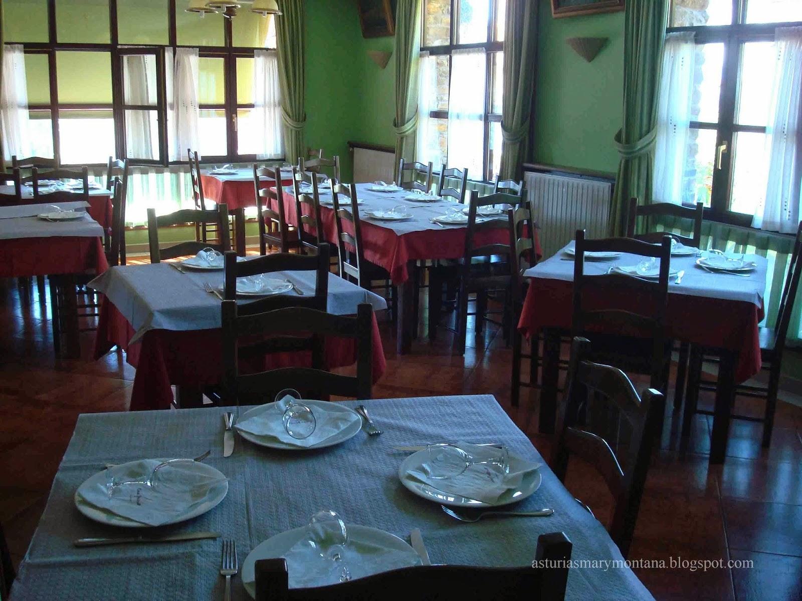 Asturias mar y monta a donde comer - Casa pedro santa eulalia de oscos ...