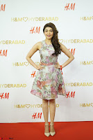 Pranitha Subash in lovely Flower Print Sleeveless Short dress ~  Exclusive 012.JPG